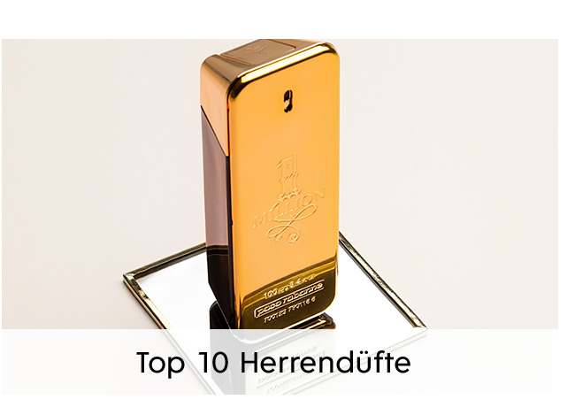 Top 10 Herrendüfte