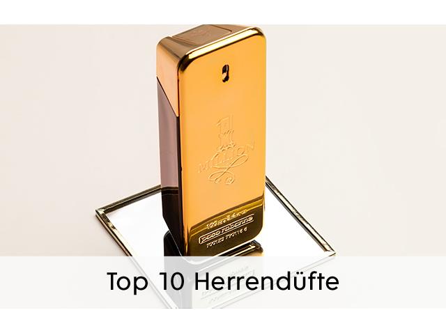 Top 10 Herrendüfte
