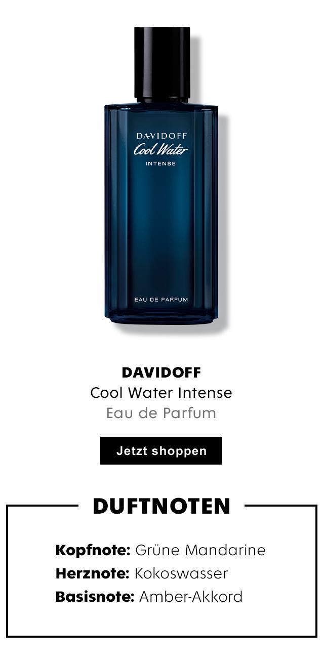 Davidoff Cool Water Intense Eau de Parfum für Herren